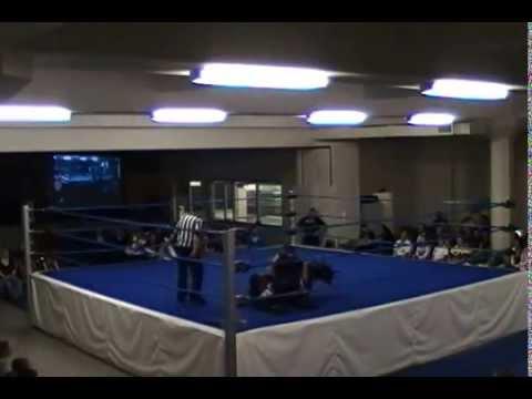 Barbwire Steven Russell vs Michael Knox - SCW La Nuit du Jugement V 2010/10/09