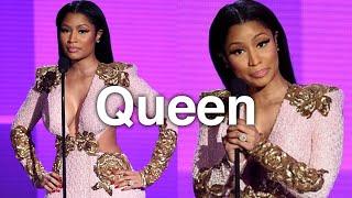 Nicki Minaj is MY president