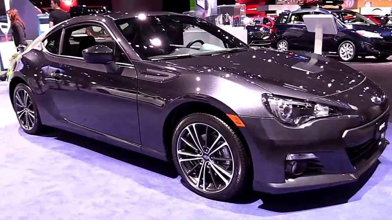 2018 Subaru BRZ Design Limited Special First Impression ...