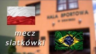 Zapowiedź meczu siatkówki Polska - Brazylia