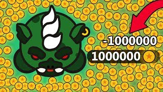 IS THE MIGHTY TROLL WORTH BUYING?? (Buying 1000+ Trolls) (Lordz.io New Troll Update)