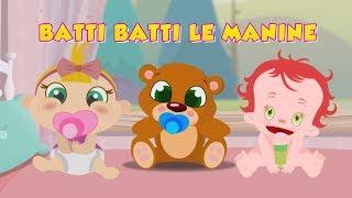 Batti Batti le Manine - Canzoni per Bambini Compilation 46 Minuti