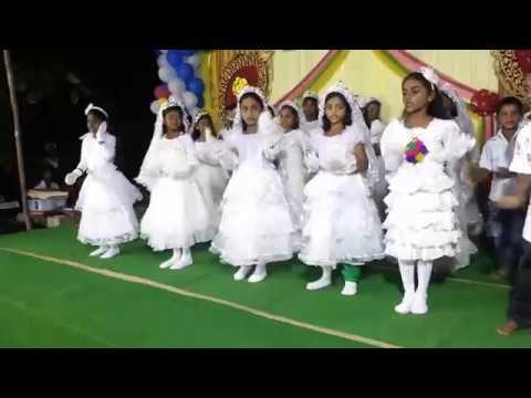 Aakasam lo oka Chukka Puttindi || Christmas Dance