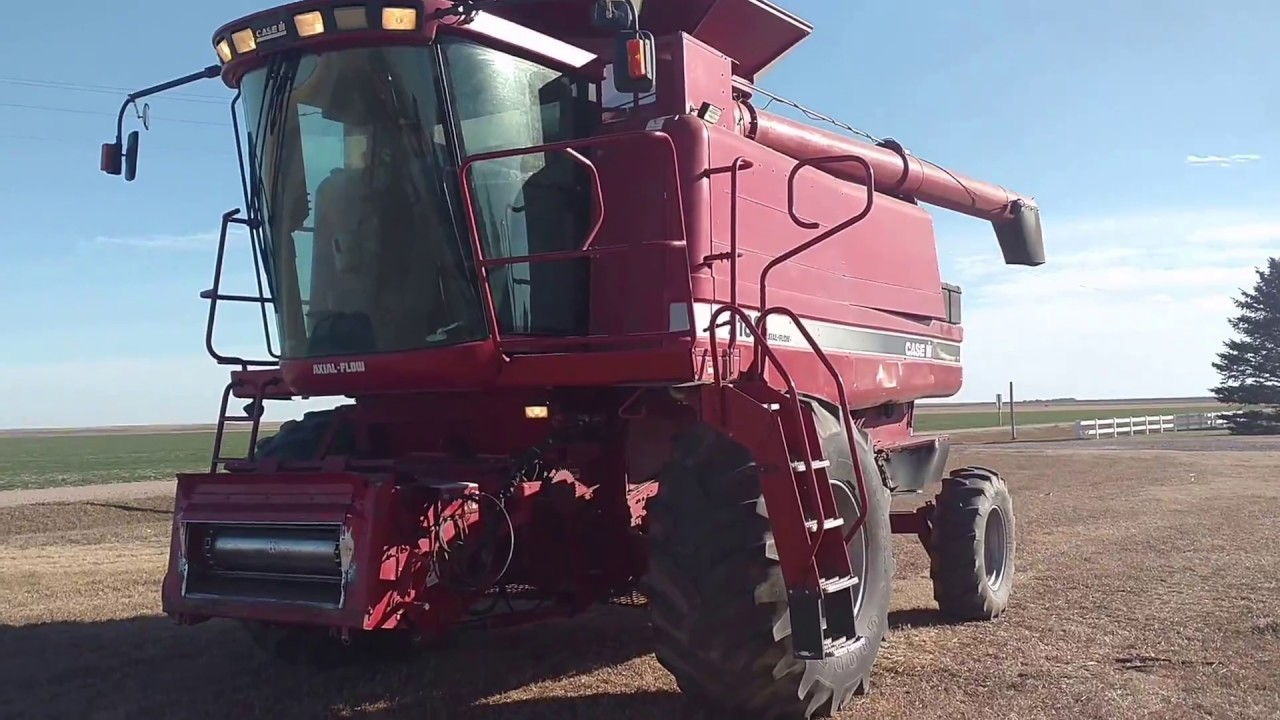 2188 combine - Case Ih 2188 Combine Selling On Bigiron Com Online Auction 12 27 17