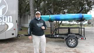 Kayak Trailer Options