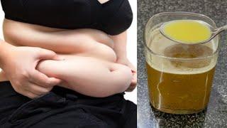 रात में गर्म पानी में यह चीज़ मिलाकर पी लो सुबह पेट की चर्बी गायब हो जाएगी How to Lose Belly Fat?