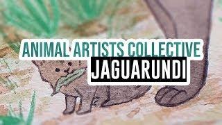 Baixar Animal Artists Collective - Tropical Rainforests: the jaguarundi!