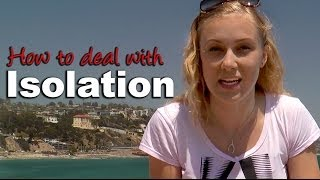 How to deal with Isolation - mental Health Help with Kati Morton | Kati Morton