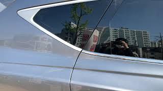 gv80 틴트어카 4시즌 썬팅. 전주 대성자동차용품 프…
