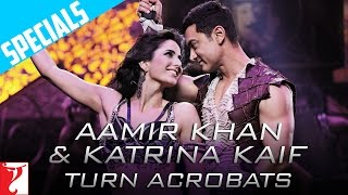 #Spotlight - Aamir Khan & Katrina Kaif Turn Acrobats - DHOOM:3