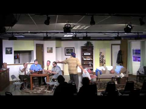 Brewster Theater Company Odd Couple (Male)Part1