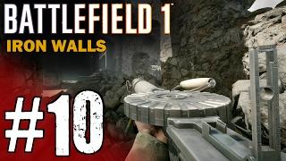 Battlefield 1 - Multiplayer Gameplay #10 Operations - Iron Walls
