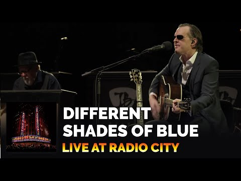 """Different Shades of Blue"" - Joe Bonamassa - Live at Radio City Music Hall"