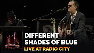 """Different Shades of Blue"" - Joe Bonamassa - Live at Radio City Music Hall"