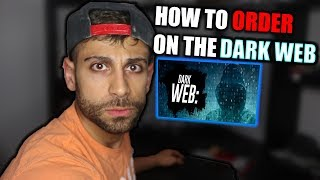 I got EVIDENCE in my DARK WEB MYSTERY BOX | How to order off the dark web | mystery box unboxing