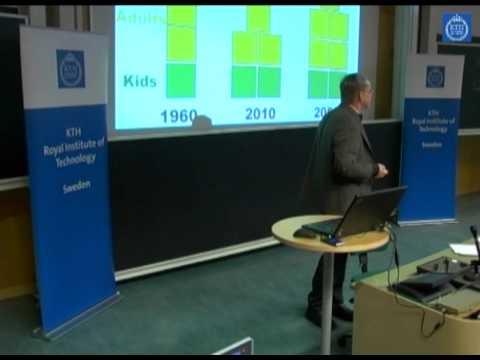Lunchseminarium med Hans Rosling