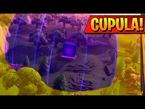 **TEMPORADA 6** EL CUBO CREA UNA CÚPULA! FORTNITE: Battle Royale