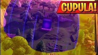 Video de **TEMPORADA 6** EL CUBO CREA UNA CÚPULA! FORTNITE: Battle Royale