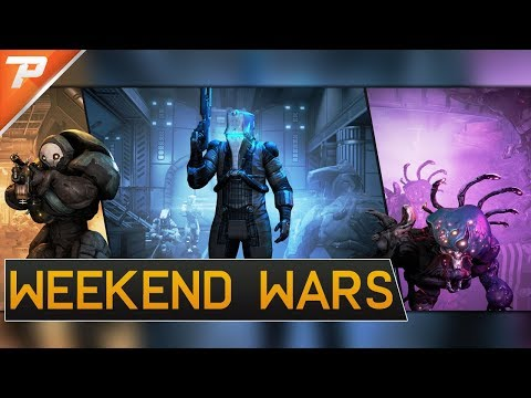 Warframe: 6th Anniversary Weekend Wars thumbnail
