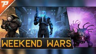 Warframe: 6th Anniversary Weekend Wars