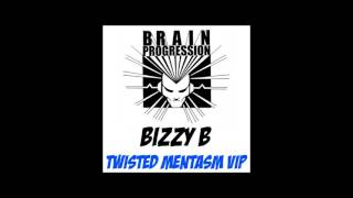 BIZZY B - TWISTED MENTASM VIP @RARE DUB@