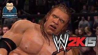 WWE 2K15 Türkçe Royal Rumble - Bölüm 1 [Samed Güngör Live]