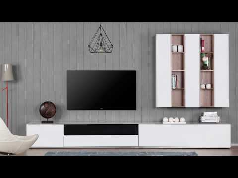 ELEMENTS gamme de mobilier TV - La liberté de composer !