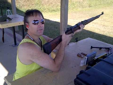 8MM Mauser Rifle K98