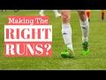 Soccer Forward Movement Tips