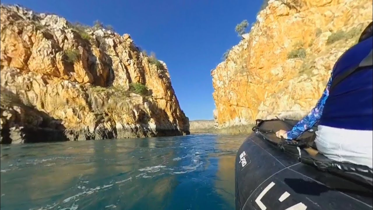 Horizontal Falls - Kimberley Coast