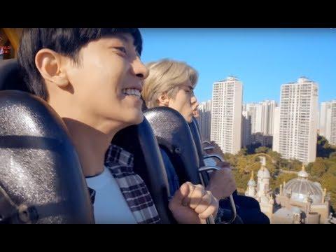 Chanhun  Sehun & Chanyeol