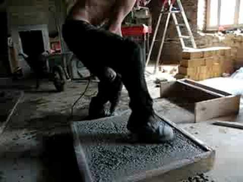 castable refractory concrete #1