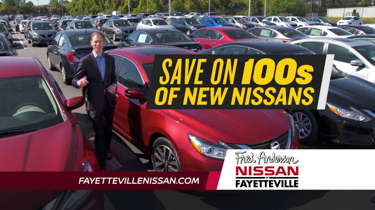 Beautiful Fred Anderson Nissan Of Fayetteville   Trade U0026 Save