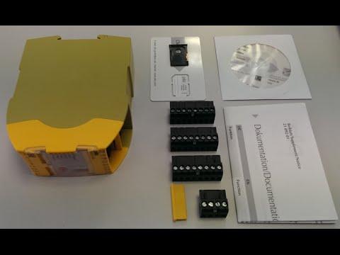 PNOZ S30 - Instalacja i konfiguracja