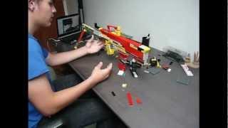 comment construire en lego