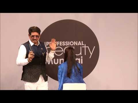 Demo of SSCPL by hair expert Harish Bhatia