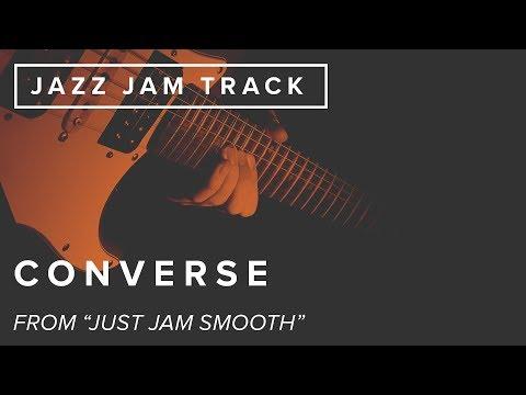 Just Jam: Converse | JamTrackCentral.com