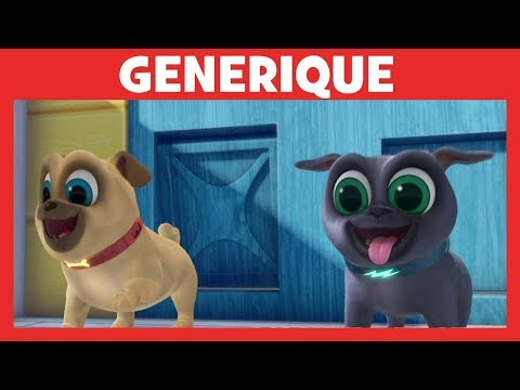 Générique du Monde de Bingo & Rolly - Disney Junior