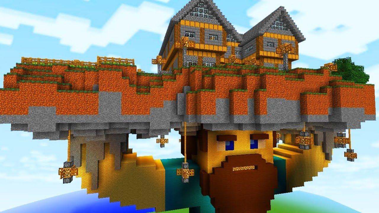 La casa automatica pi strana su minecraft minecraft ita for Immagini di case