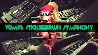 VGM #1: Stickerbrush Symphony (Donkey Kong Country 2)