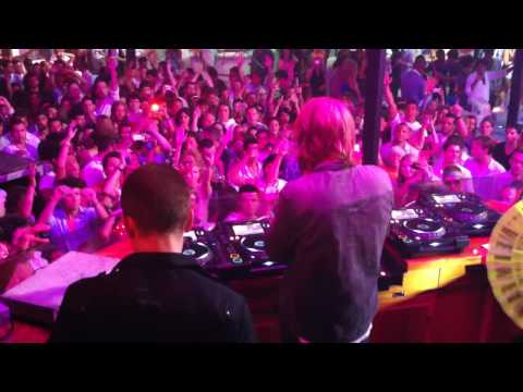 David Guetta & Afrojack - Louder Than Words (Pacha Ibiza FMIF 15/07/10)