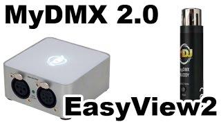 MyDMX - 3D Visualizer  EasyView 2 Mp3