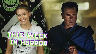 This Week in Horror - August 20, 2018 - Bruce Campbell, Tommyknockers, Blumhouse