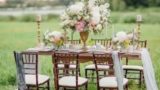 Красивая европейская свадьба