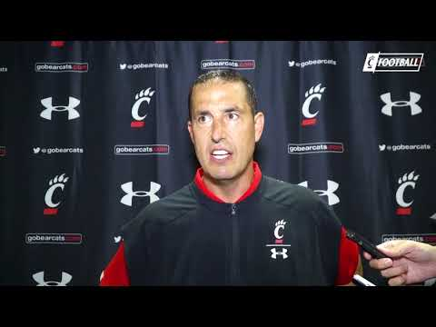 Coach Fickell Post Game at UCLA
