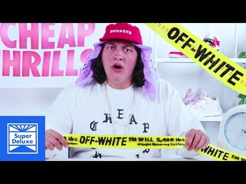 D.I.Y. Off-White Industrial Belt | Cheap Thrills