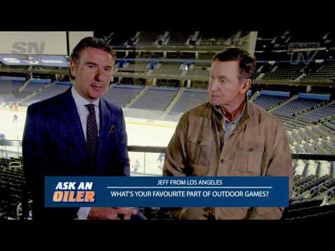 ASK AN OILER   Wayne Gretzky Pt 2