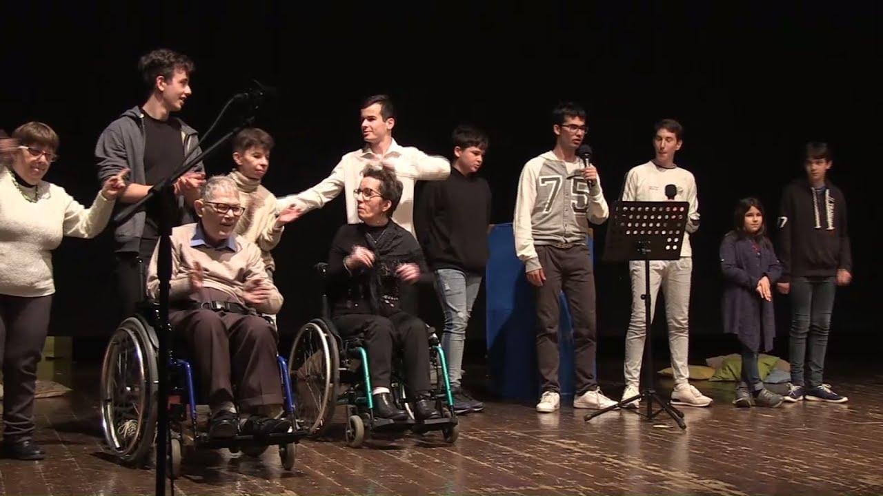 Scuola e disabilità a teatro: lo spettacolo di Piccolo Rifugio, Liceo Flaminio, Accademia Da Ponte