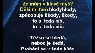 Karaoke klip Myš Lenka - Dětské písničky