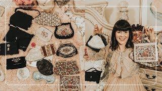My Vintage Handbag Collection 1920s - 1970s